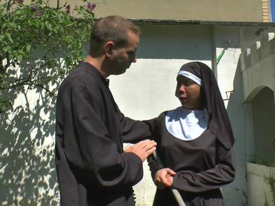 Gefickt nonne wird Extrem Nonne