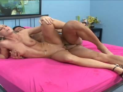 Sister anal creampie
